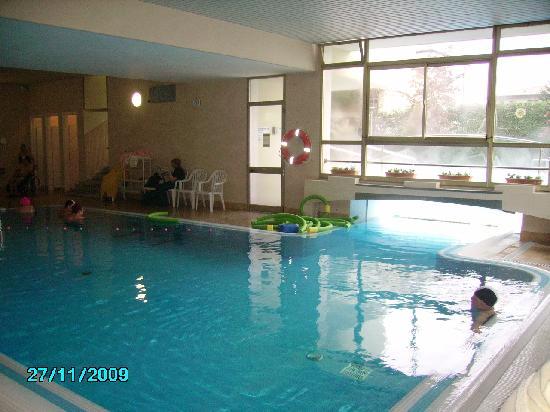 Hotel Eliseo Terme: Le piscine!