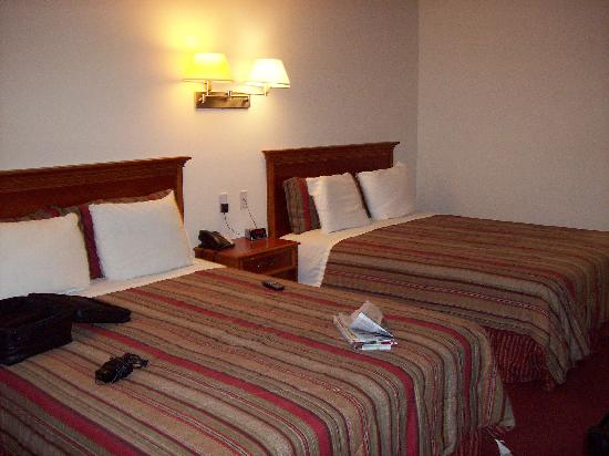 Franklin Inn: Beds clean and very comfortable