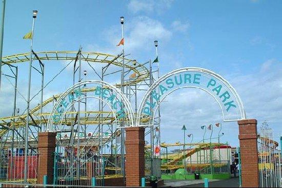 South Shields, UK: Ocean Beach pleasure park