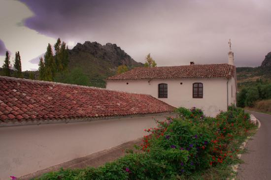 Hotel Penon Grande: a las afueras del pueblo