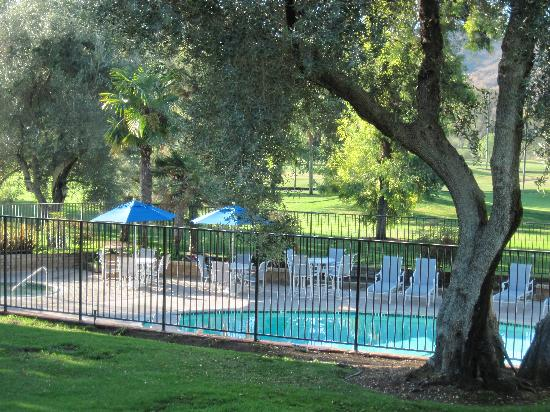 Sycuan Golf Resort: Poolside room