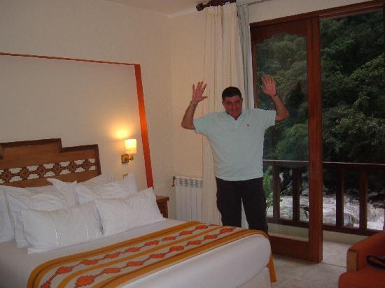 SUMAQ Machu Picchu Hotel: magnifica la habitacion