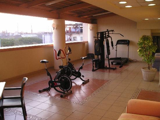 Minatitlan, Mexico: gimnasio