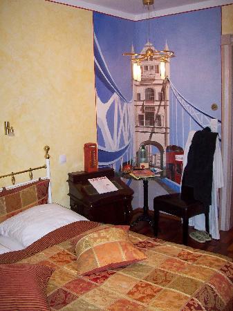 "Park Hotel Bad Salzig : ""Unser"" Zimmer....London"