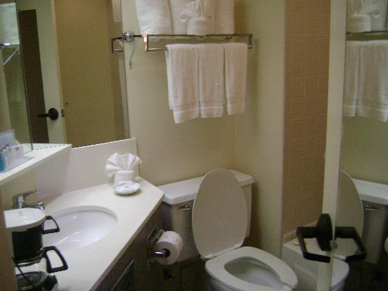 Country Inn & Suites By Carlson: Bathroom of 415
