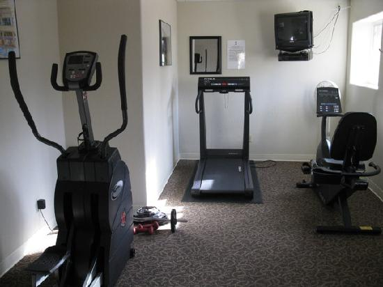 Swan Mountain Resort - Fitness Room