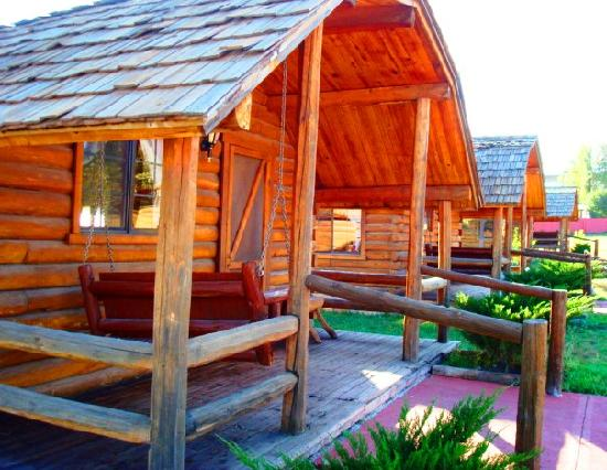 Hotel Villa Mexicana at Creel: our excellent cabin in creel