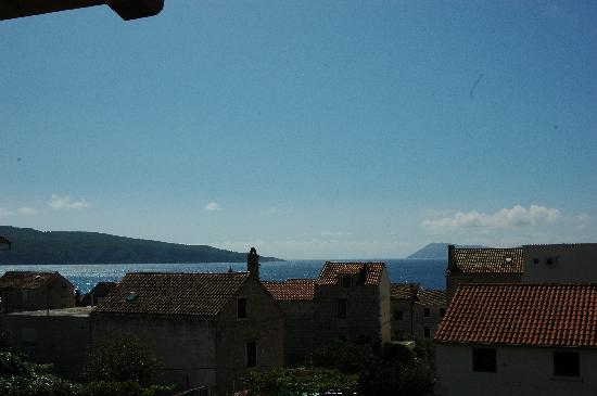 Villa Kamenica: A view from Apartment Eugen