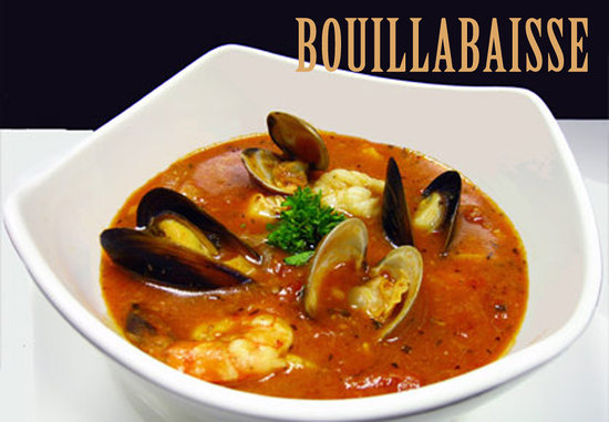 The Boiler: Bouillabaisse