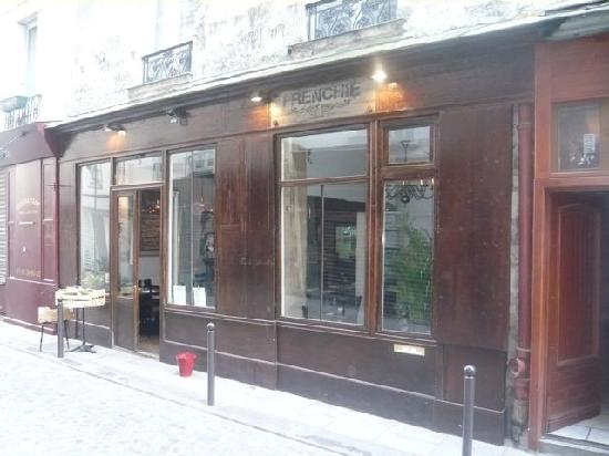 Frenchie Bistro in Rue du Nil