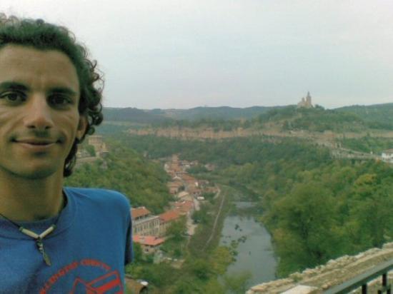 ป้อมซาเรเว็ทส์: Tsarevets fortress in Veliko Tarnovo, Bulgaria:) I just love Medieval:D