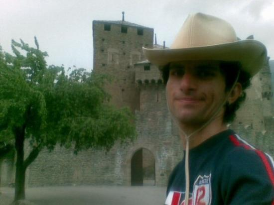Fenis, อิตาลี: 13 May 2009 - Fènis Castle (Valle D'Aosta)