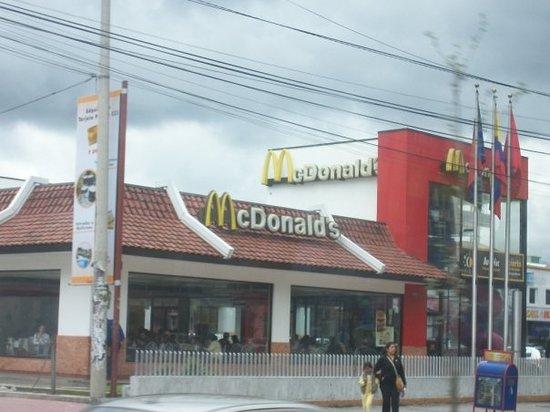 Mcdonald S Quito Restaurant Reviews Amp Photos Tripadvisor