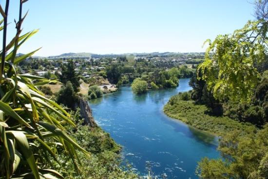 Taupo Bungy: Taupo Bungee. No, I didn't...