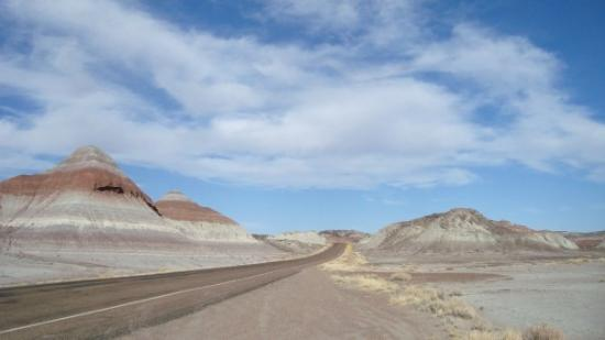 "Painted Desert: ""It's not about the destination, it's the journey"""