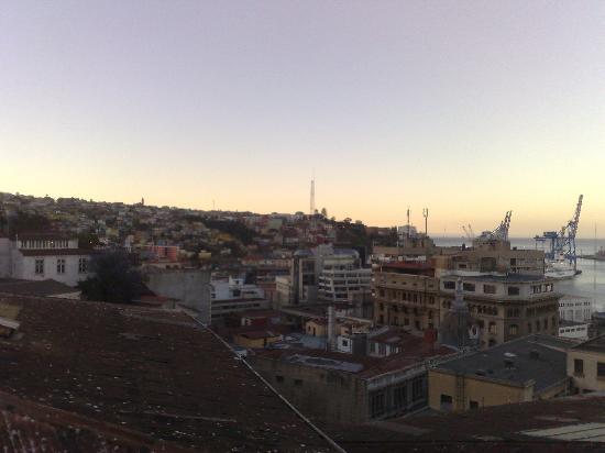 Hotel Patrimonial : Vista desde la hab. 5