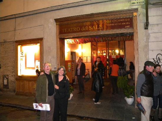 Restaurant Il Teatro Menu