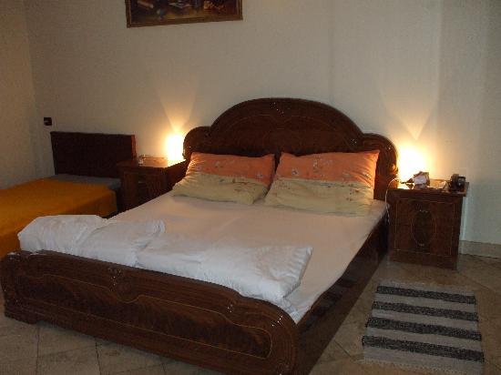 Hotel San Marco : habitacion bien guapa...