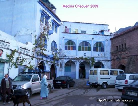 Hotel Atlas Chefchaouen: Medina