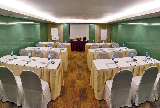 โรงแรมรอยัล เพรสซิเดนท์: Meeting Room