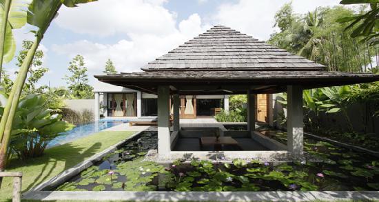 Pattara Resort & Spa : Pool Villa