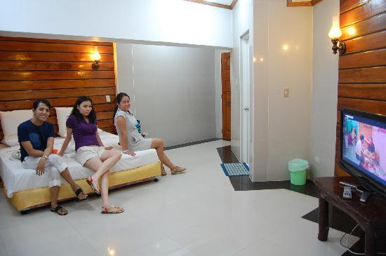 Dumaluan Beach Resort 2: executive room