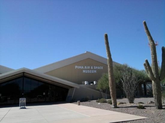 Pima Air & Space Museum Photo