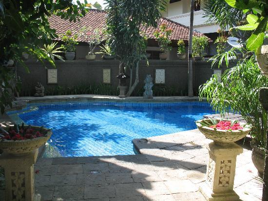 Hotel Flamboyan: pool
