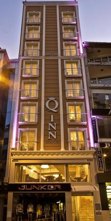 Q Hotel Turkey THE Q-INN HOTEL ISTANB...