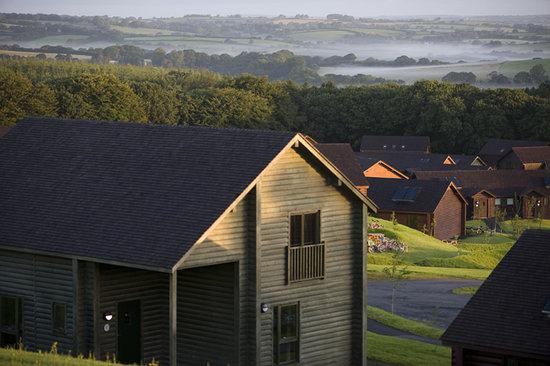 Canaston Wood, UK: Bluestone Lodges