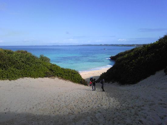 Sunayama Beach : その先に・・・