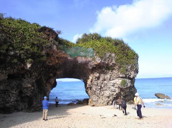 Sunayama Beach : これぞ宮古島~♪