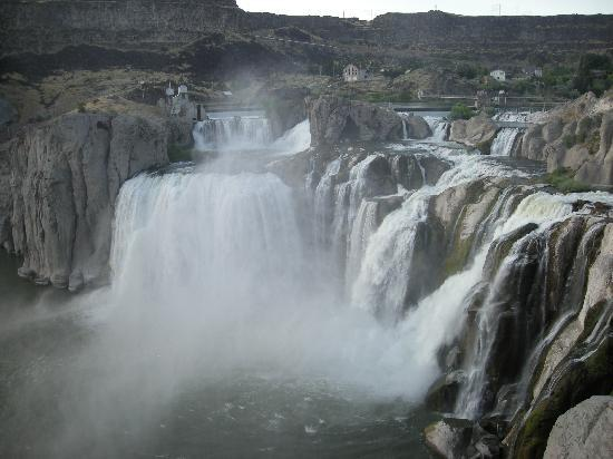 Αϊντάχο: Shoshone Falls in Twin Falls, Idaho