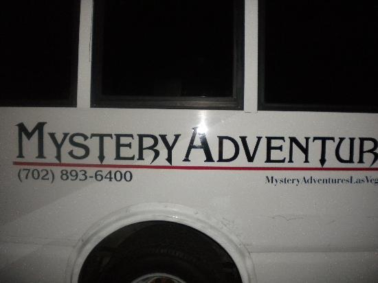 Mystery Adventures: the bus