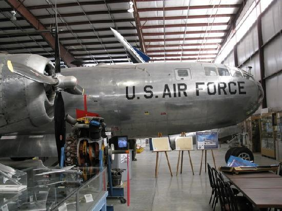B-29 at the Pueblo Weisbrod Aircraft Museum