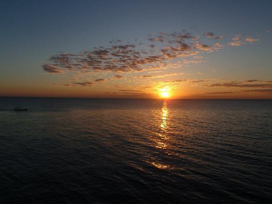 Charela Inn / Le Vendome: tramonto