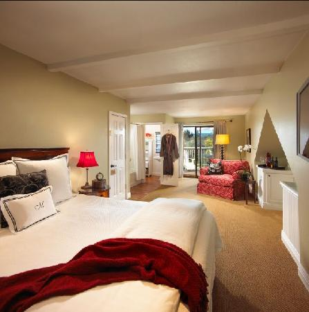 Milliken Creek Inn and Spa: room