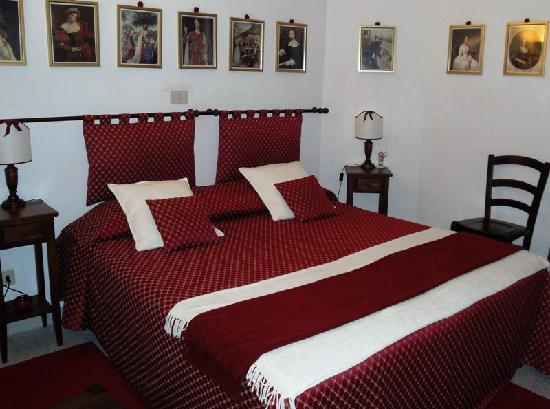 A Casa di Serena a San Pietro: La nostra camera