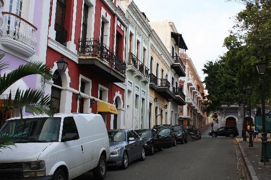 Fortaleza Guest House: Old San Juan