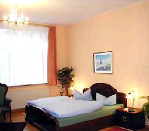 Hotel Stadt Bremen: hotel room