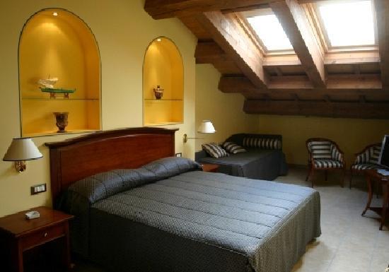 Hotel Locanda La Comacina : Junior Suite