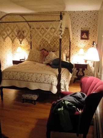 Bridget Bishop Room