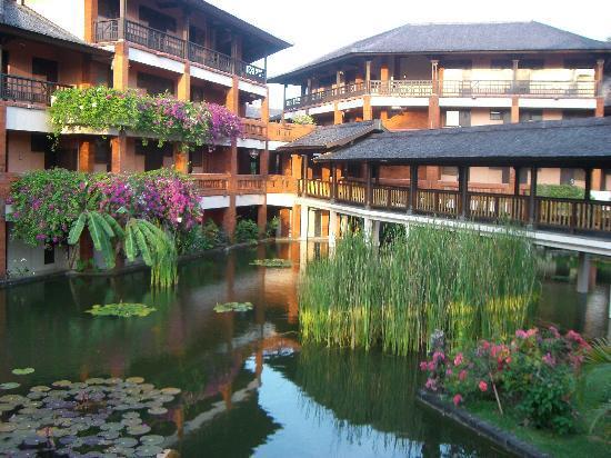 Club Med Bali: Bâtiment des chambres