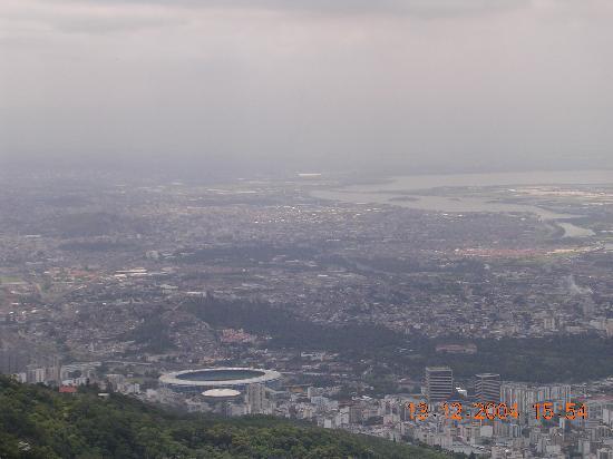 ريو دي جانيرو: Vu du ciel