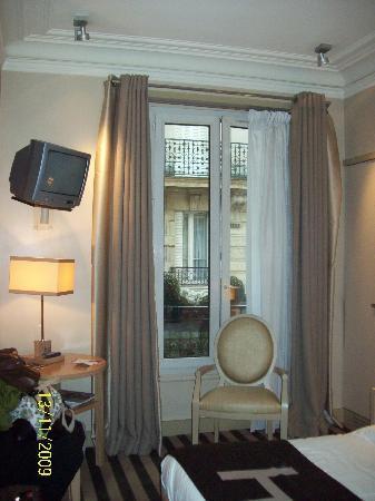 Hotel Duret: room