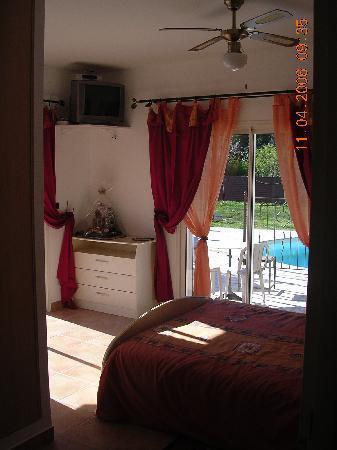 La villa Morena : Chambre Sud-Est