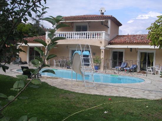 La villa Morena