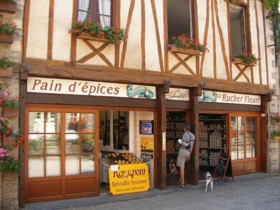Rochefort en Terre Resmi