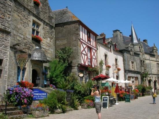 Rochefort en Terre Photo