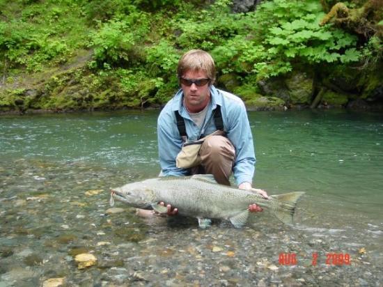 Antler river cuttie picture of juneau alaska tripadvisor for Juneau alaska fishing
